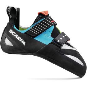 Scarpa Boostic - Pies de gato - azul/negro